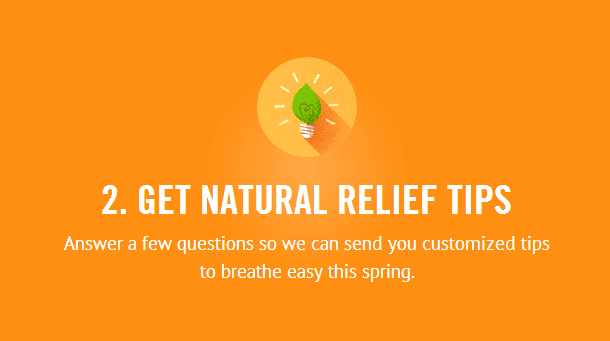 Zarbee's Natural Relief Tips