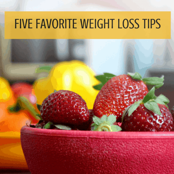 Favorite Weight Loss Tips