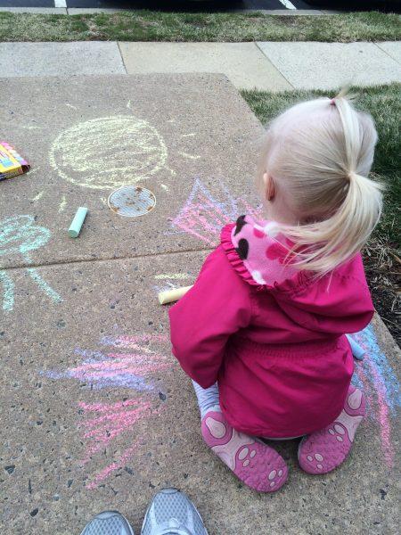 Abbie Sidewalk Chalk