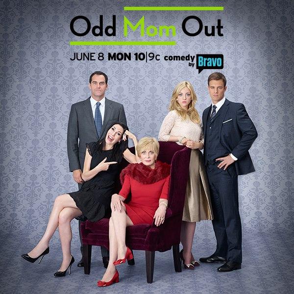 Odd Mom Out 1