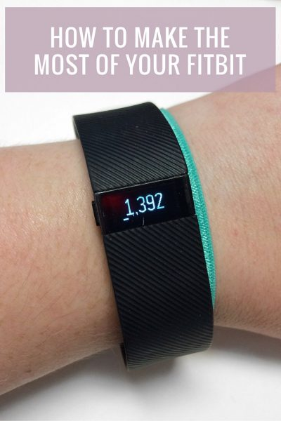 How To Make the Most of Your Fitbit