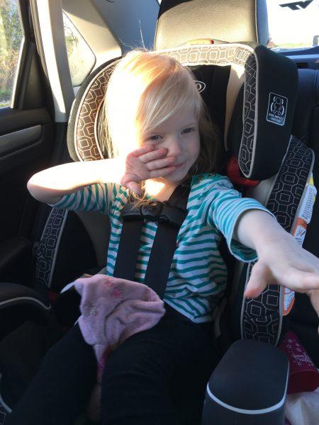Abbie Car Seat