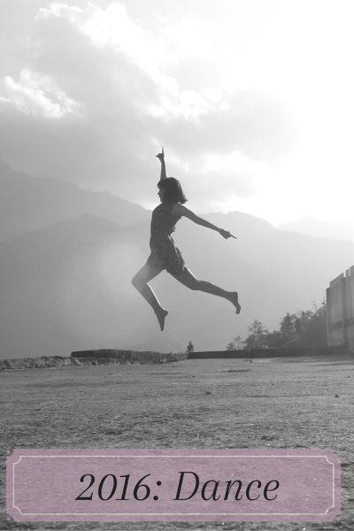 2016: Dance