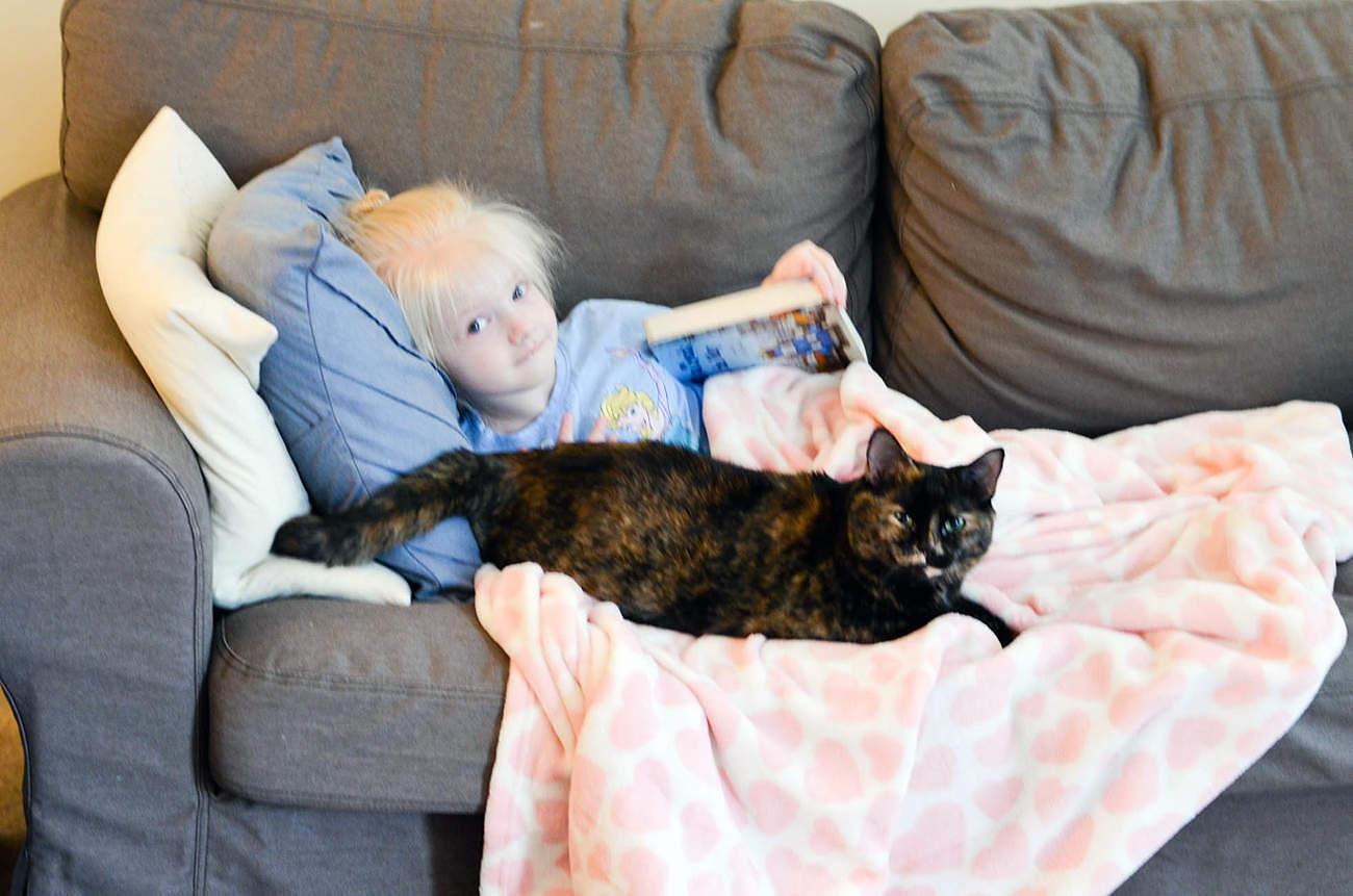 Abbie and Mischief