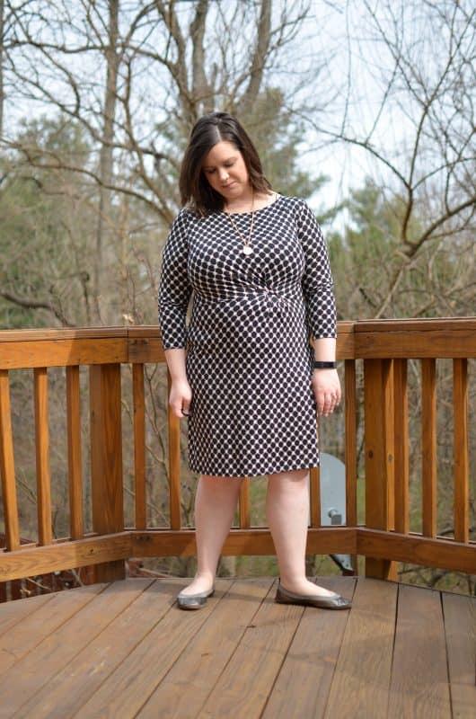 Gilli Viola Jersey Dress