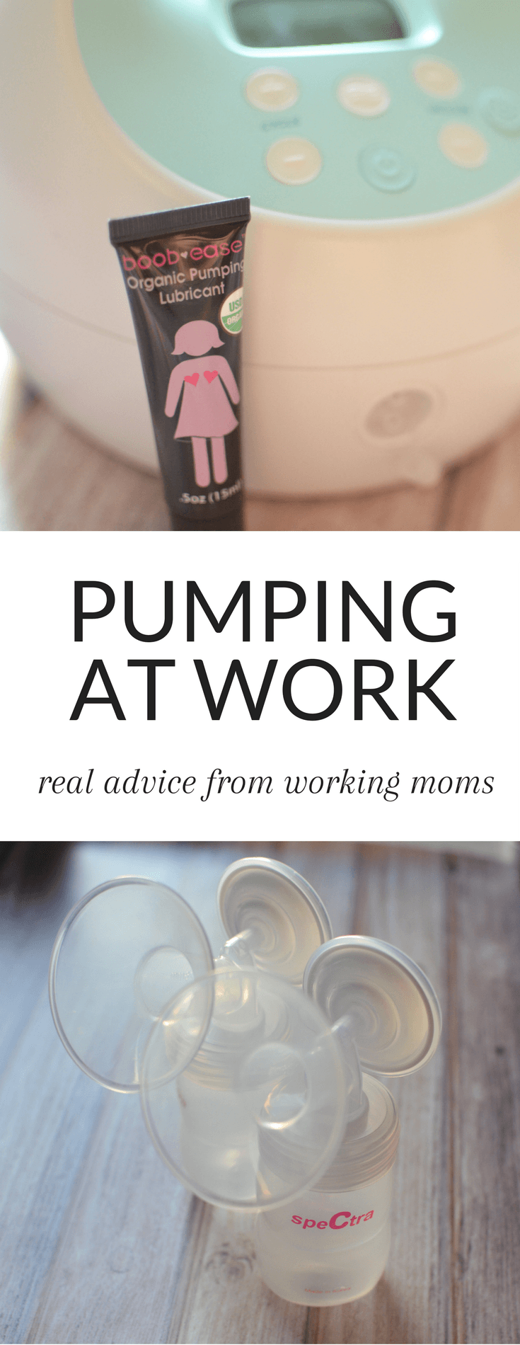 Working moms, are you going to be pumping at work? Get the best tips from moms who have been there - real advice from working moms on what they wish they knew about pumping at work!