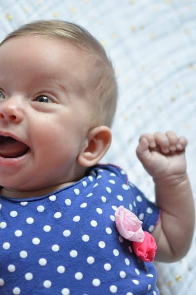 Ella: Four Months