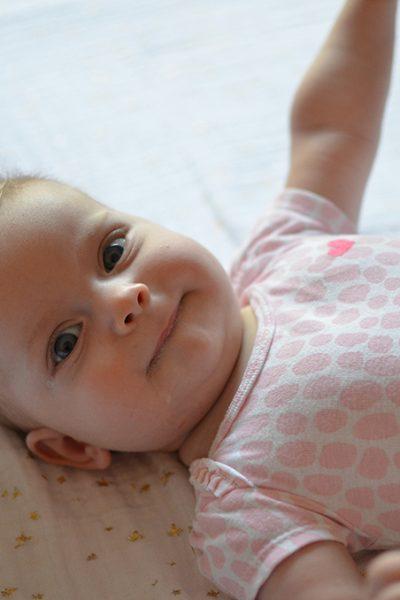 Ella: Five Months