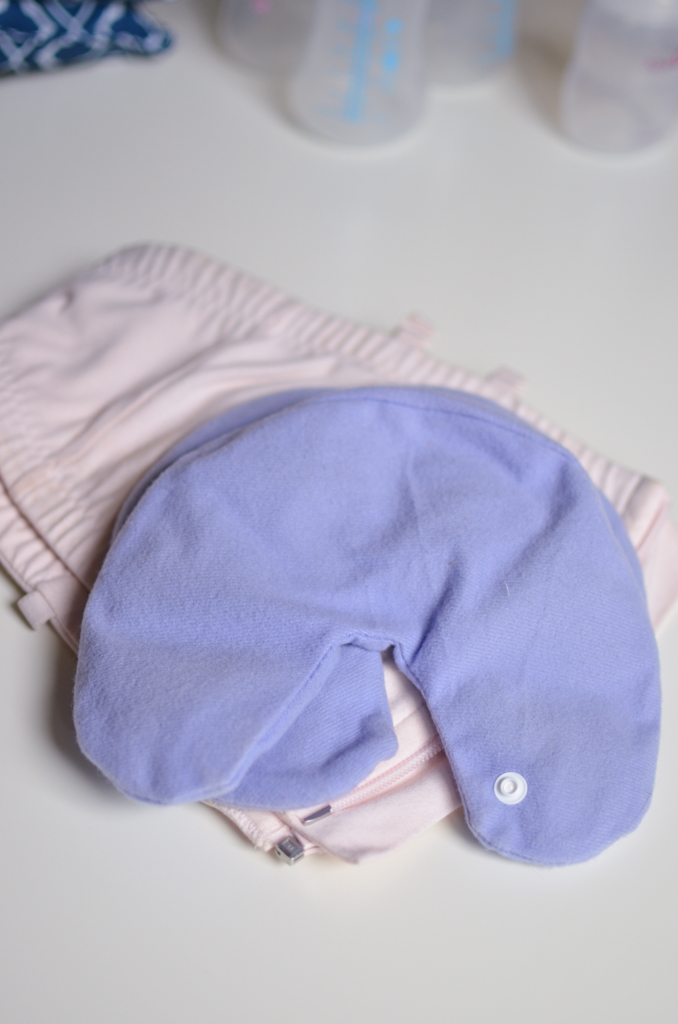 Hands free pump bra - an essential for nursing and pumping moms as they head back to work!
