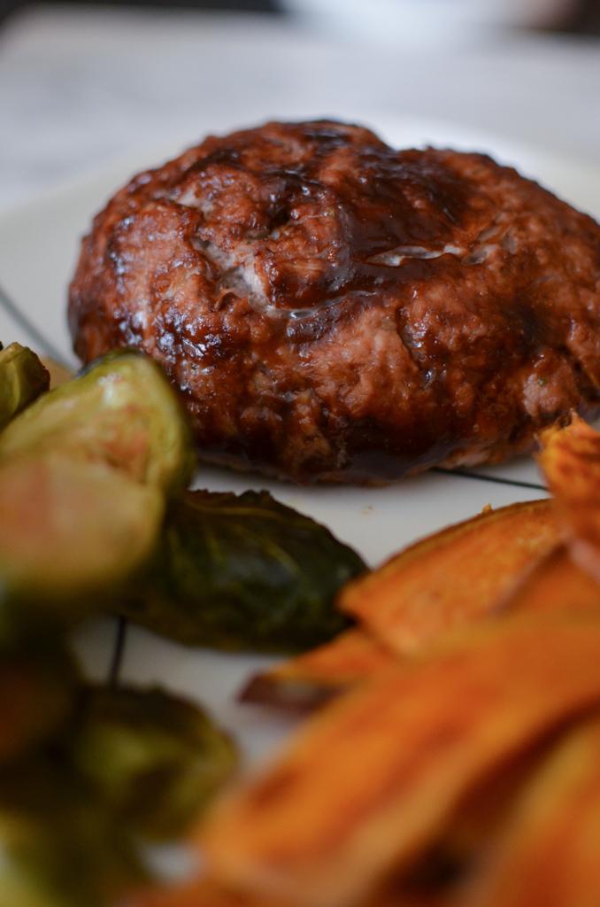 Balsamic Meatloaf Recipe