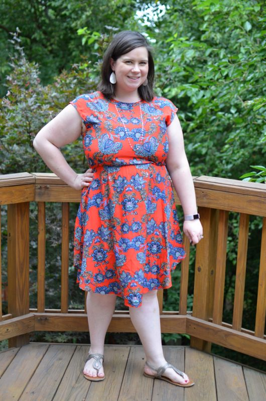 Collective Concepts Katelynn Dress from Stitch Fix - Click for more info!