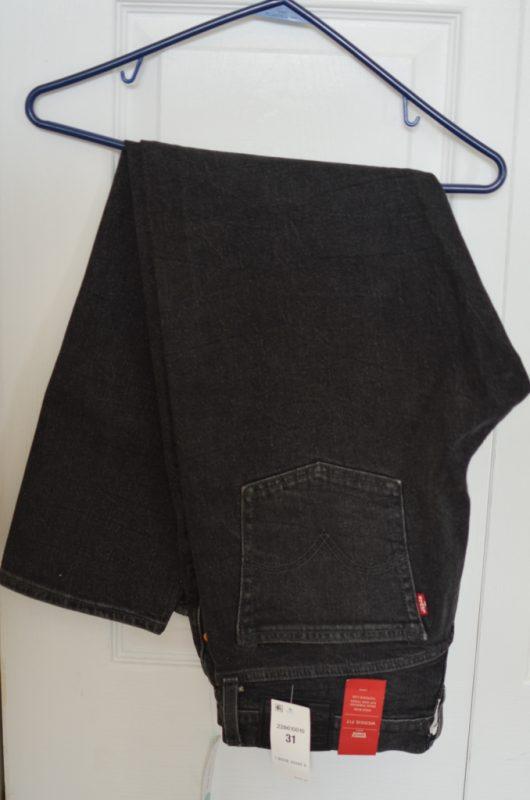 Levi's Premium Wedgie Icon Straight Leg Jean