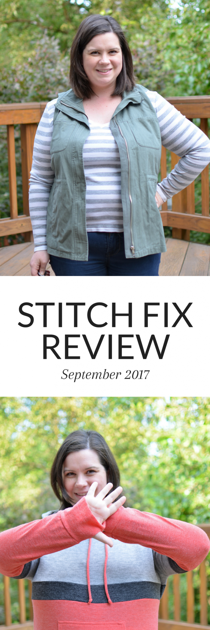 September Stitch Fix Review! Including pieces from Levi's, 41Hawthorn, Skies are Blue, Loveappella, and Kut from the Kloth along with how they fit!