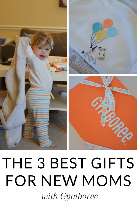 [AD] Trying to figure out what to get the new mom in your life? Here are the three things every new mom wants!