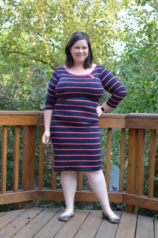 Loveappella Hadlee Knit Dress