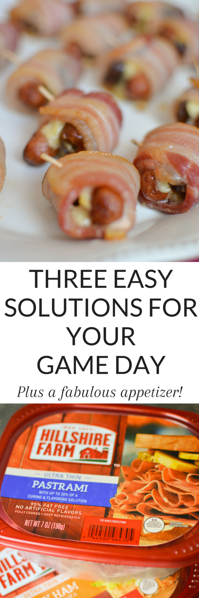 #AD Hosting during football season can be stressful, so let's make it easier! See how I used the best @Tyson and @HillshireFarm products from #Walmart for easy, tasty Game Day Food! #TysonWinningLineup