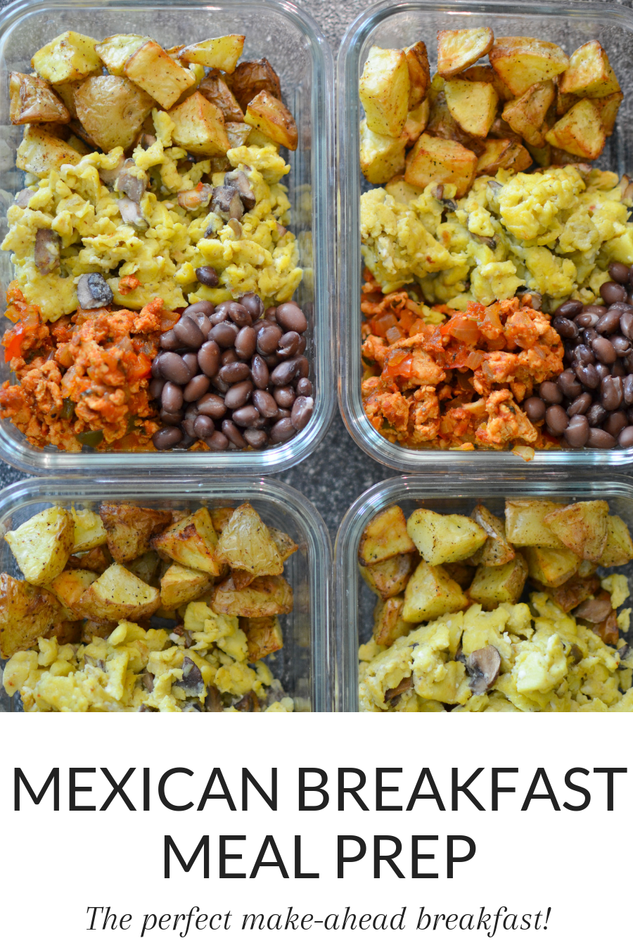 Need an easy make ahead breakfast? This one is for you! Full of protein, veggies, and fiber, this is #WW Friendly and can easily be adapted for #Paleo and #Whole30! #weightwatchers #mealprep #breakfast