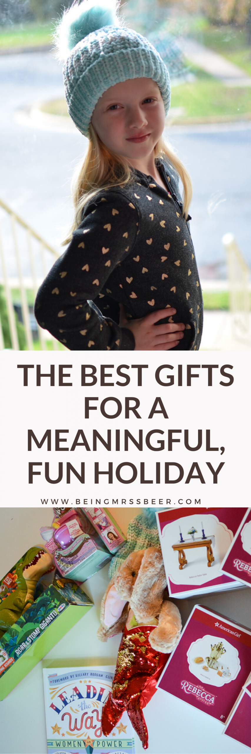 #AD Looking for the best gifts for a meaningful holiday season? Here are the best ideas to gift your girls, from the fun to the meaningful! #Gifts4KidsBBoxx